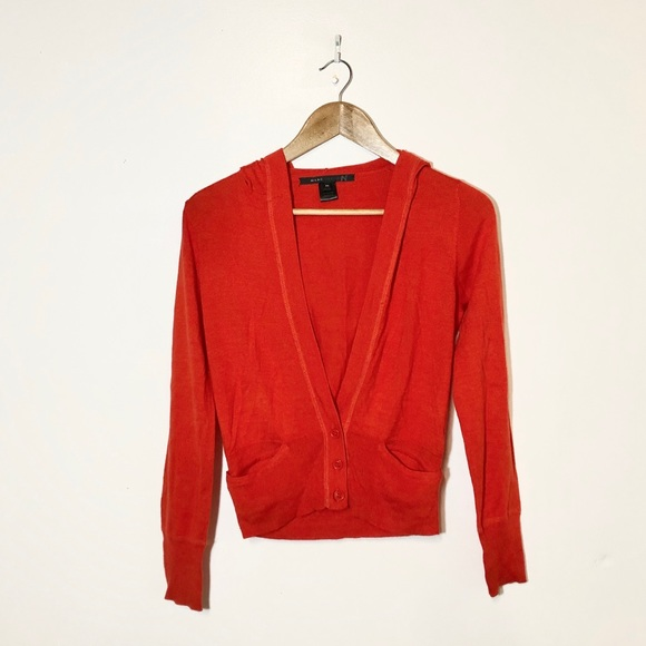 MARC BY MARC JACOBS Cardigan Hoodie Size M